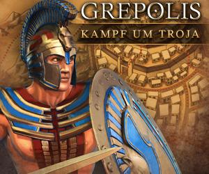Grepolis Event: Kampf um Troja