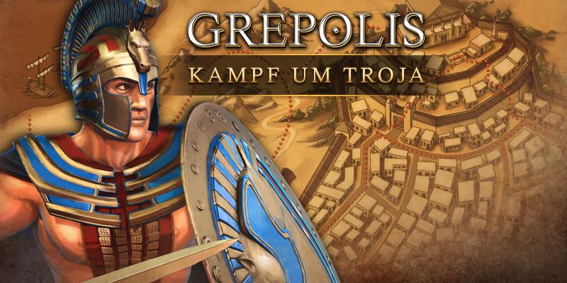 Grepolis: Kampf um Troja Event