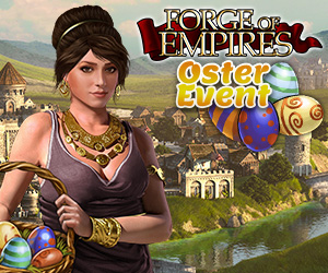 Forge of Empires: Osterevent startet