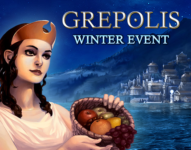 Grepolis Winterevent 2015