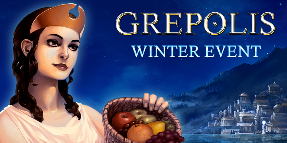 Das Grepolis Winterevent 2015